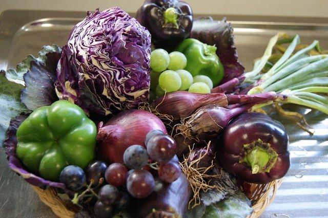 Verdura, legumbre, fruta