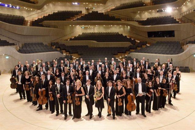 Orquesta de Hamburgo