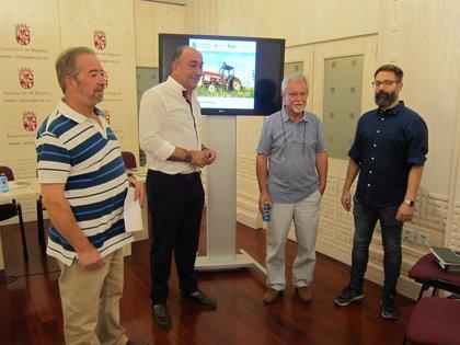 Pan Duro llevará una experiencia poética durante el fin de semana a Brieva (Segovia)
