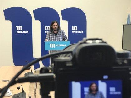 """En Marea denuncia la """"sistemática ocultación de información"""" de la Xunta sobre proyectos mineros"""