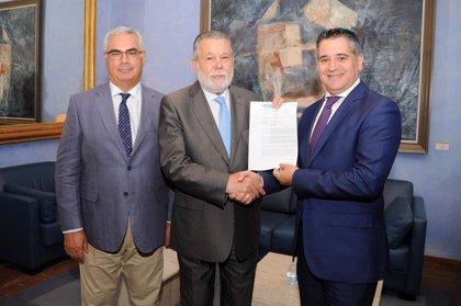 La Diputación es reconocida por Asepeyo por su baja siniestralidad laboral