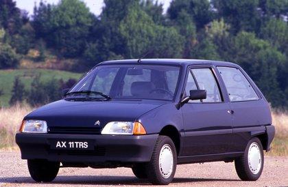 Citroën conmemora el 20 aniversario del 'adiós' del AX y del ZX