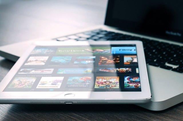 Tableta iPad de Apple