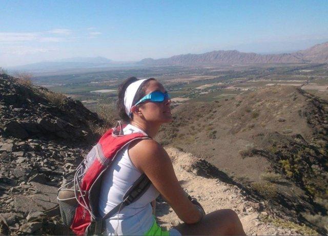 Valeria Gramajo, mujer fallecida en San Juan mientras realizaba trekking