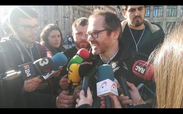Costa (JxCat) rechaza ir al Congreso a negociar un referéndum acordado y vinculante