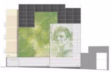 La plaza de Gràcia Dones del 36 dedicará a la miliciana Marina Ginestà una pared medianera