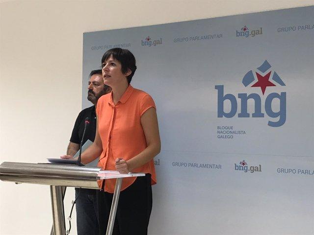 Ana Pontón habla sobre el accidente de O Marisquiño
