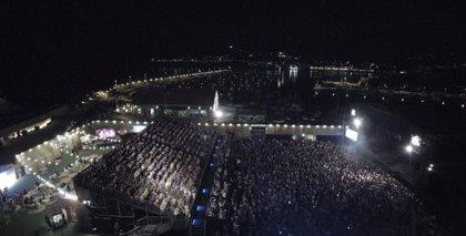El Festival de la Porta Ferrada cierra con 41.000 espectadores, 9.000 más que en 2017