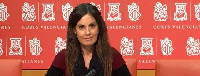 La diputada del PP Elisa Díaz