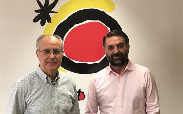 Fernández traslada a Turespaña la estrategia promocional de Andalucía en el Reino Unido para los próximos meses