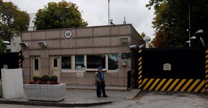 Un grupo de asaltantes dispara desde un vehículo contra la Embajada de EEUU en Ankara sin causar víctimas
