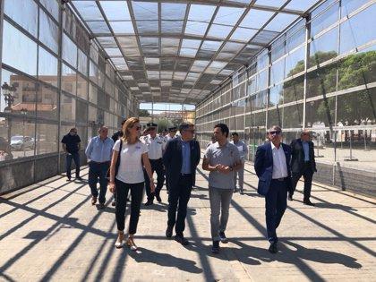 Barreras de hormigón y más agentes de policía reforzarán la seguridad en la Cordà de Paterna