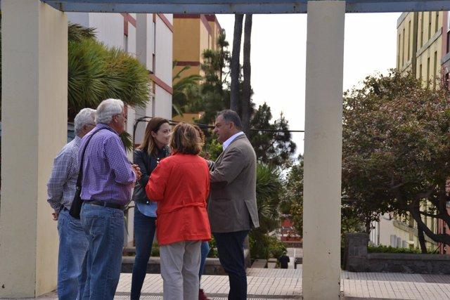 [Grupocanarias] Notas. El Ayuntamiento Saca A Licitación La Ejecución De Las Obr