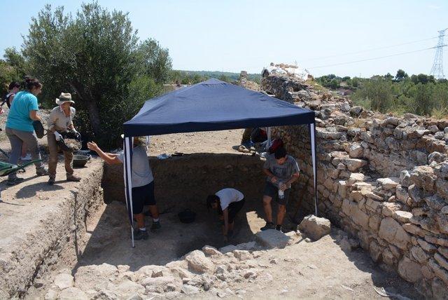 Excavaciones en Riba-roja