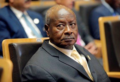 Enfrentamientos entre Policía y manifestantes en una nueva protesta en Kampala contra el Gobierno de Museveni