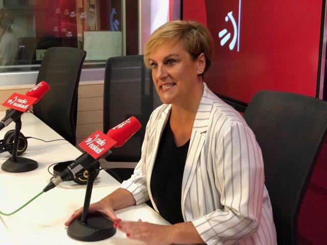 Entrevista a Itxaso Atutxa en Radio Euskadi