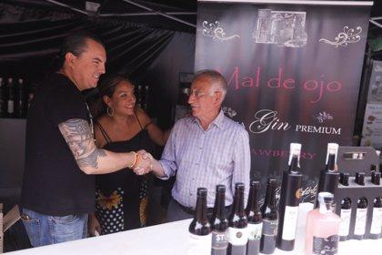 Empresas de 'Sabores Almería' acercan los productos de la tierra a visitantes de la Feria del Mediodía
