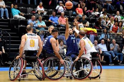 España sucumbe ante Argentina y se enfrentará a Japón en el Mundial de baloncesto en silla de ruedas