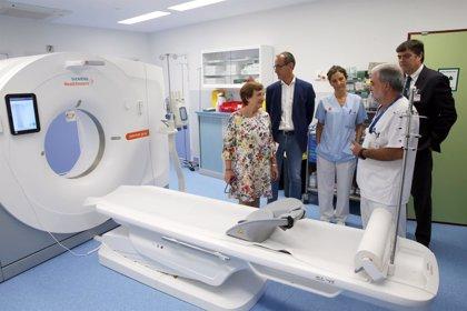 El hospital de Laredo cuenta con un nuevo TAC de avanzada tecnología