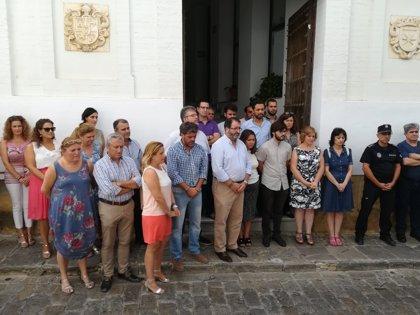Comerciantes de Carmona (Sevilla) se manifiestan para pedir más seguridad tras dos crímenes
