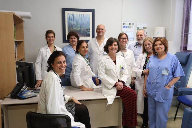 Unidad de Asma Grave del Hospital Virgen Macarena