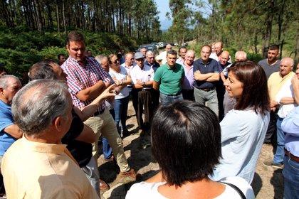 """La Xunta destaca la """"buena gestión"""" de la sociedad forestal de Requián, en A Estrada (Pontevedra)"""