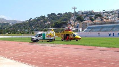 Estable en UCI el niño de tres años que se cayó a una piscina en Almuñécar (Granada)