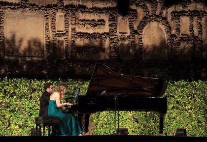 Más de 24.500 personas asisten ya a las Noches en los Jardines de Alcázar de Sevilla, con una ocupación que roza el 98%