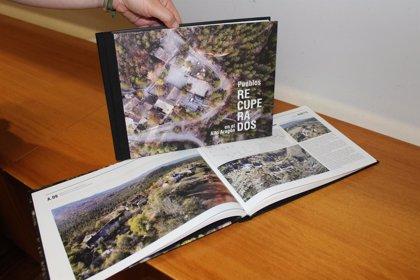 La Diputación de Huesca publica un libro para dar a conocer iniciativas de éxito para frenar la despoblación