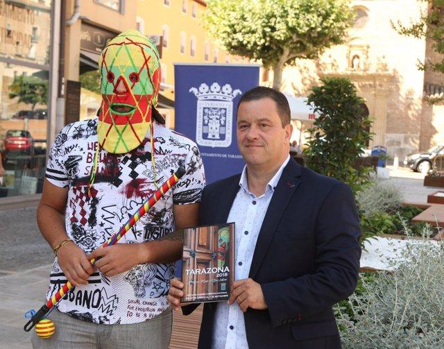 Ndp Programa Fiestas Generales Tarazona 2018, Fotografía Y Programa