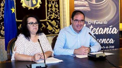 Casi un centenar de artesanos de 30 provincias participarán en la XXXII Feria de Artesanía de Cuenca
