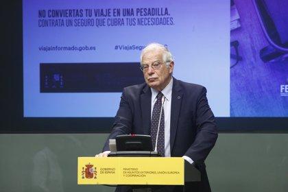 Borrell arropará a Puente el 15 de septiembre en su presentación como nuevo candidato