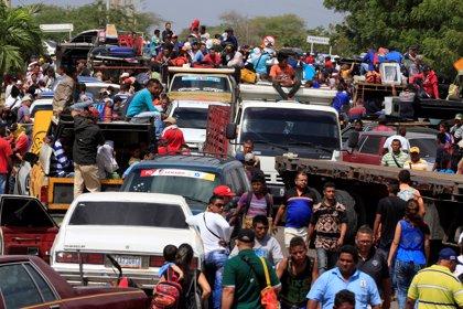 """Almagro pide una reunión urgente en la OEA para abordar la """"crisis migratoria de Venezuela"""""""