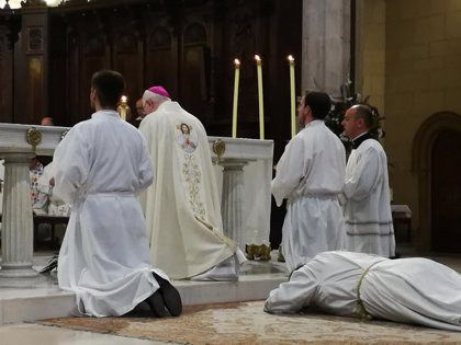 """Antonio García, nuevo sacerdote en Albacete: """"La sociedad no entiende qué es un sacerdote y lo ve como algo anacrónico"""""""