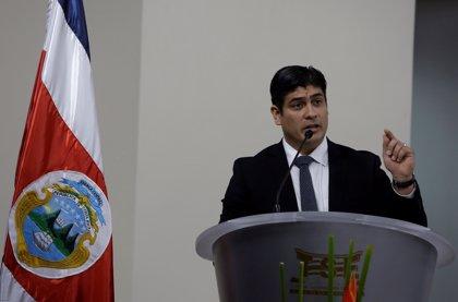 """Alvarado pide """"calma y paz"""" tras las protestas contra nicaragüenses"""