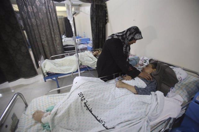 Hospital de la Franja de Gaza