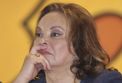 Elba Esther Gordillo reaparece públicamente tras ser absuelta y promete seguir con la lucha sindical