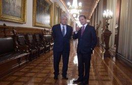Peña nieto y Obrador