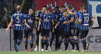 El Atalanta, primer líder de la Serie A tras golear al Frosinone