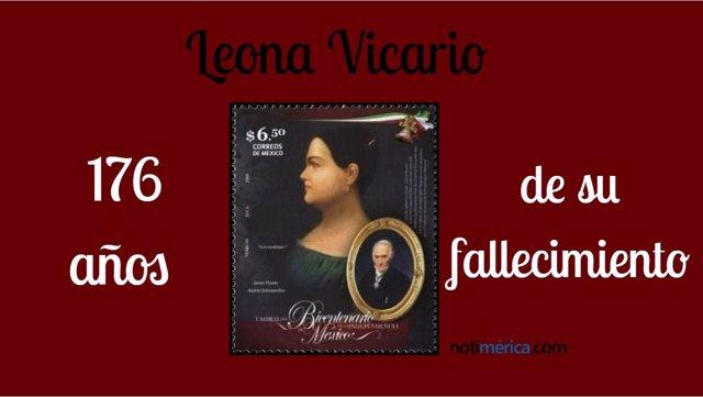 176 Años Del Fallecimiento De Leona Vicario