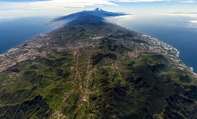Imagen 360º de Tenerife