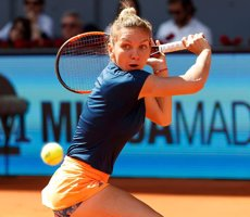 Halep no competirà a New Haven per molèsties al taló d'Aquil·les (MUTUA MADRID-OPEN - Archivo)
