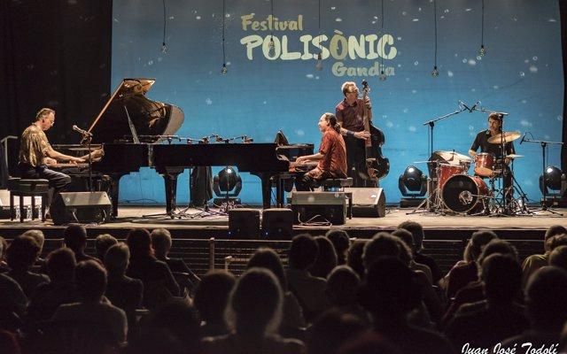El festival Polisònic de Gandia cierra con más de 4.500 asistentes