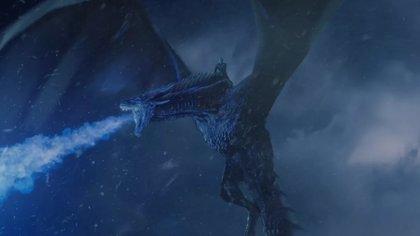 ¿Qué hay tras el rugido del dragón más temido de Juego de Tronos?