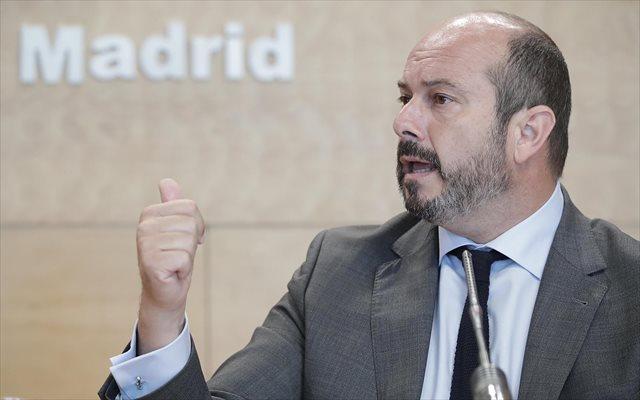 Rollán sobre Garrido: 'Tiene numerosas posibilidades de ser el candidato y revalidar la mayoría por el PP'