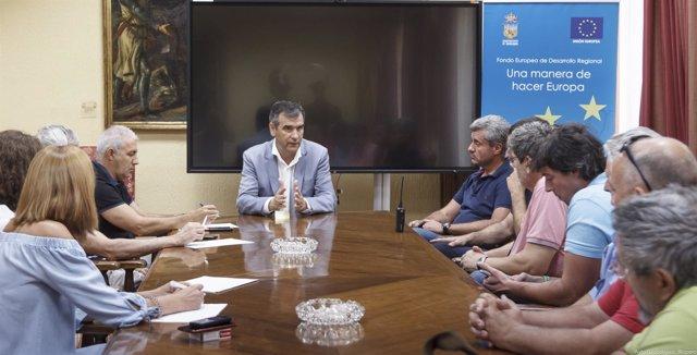 Alcalde de Guadalajara, Antonio Román