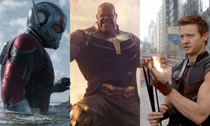 Tráiler fan de Vengadores 4: Ojo de Halcón y Ant-Man se unen a la batalla final contra Thanos