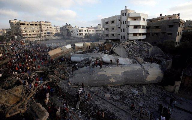El Ejército israelí abre una investigación por la muerte de dos adolescentes palestinos en Gaza