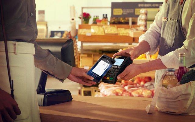 Samsung Pay supera los 1.300 millones de euros en transacciones desde su lanzamiento