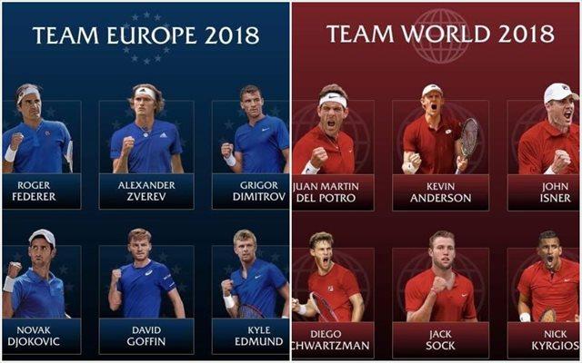Nadal no disputará la Laver Cup entre los equipos de Europa y el Mundo
